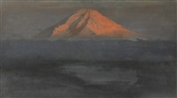 chimborazo by frederic edwin church