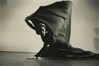 martha graham, imperial gesture by barbara morgan