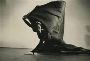 martha graham, imperial gesture by barbara morgan