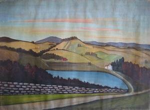 landscape by vincent canadé