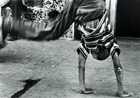 somersault by william klein