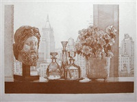 new york still life by claudio bravo