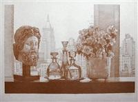 new york still life by claudio bravo