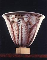 très rare vase en porcelaine de sèvres by émile jacques ruhlmann