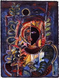 night vision (for jacob lawrence) by david driskell