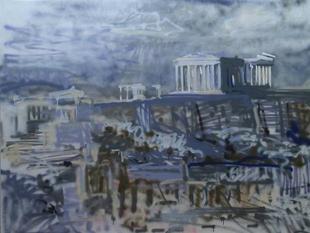 acropolis by valery koshlyakov