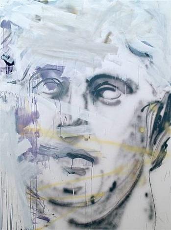 alexander`s head by valery koshlyakov