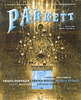 parkett, no 77: collaboration: trisha donnelly casten holler rudolf stingel isbn 3-907582-37-3 $32.00