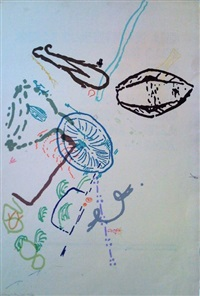 30 drawings by thoreau by john cage
