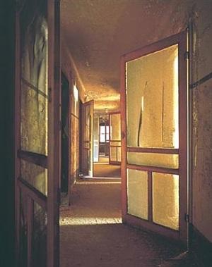 nurse's quarters, ellis island by stephen wilkes