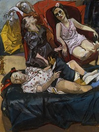 broken promises by paula rego