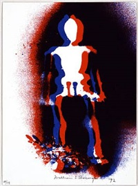 x-ray man by william s. burroughs
