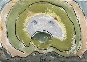 happy clam shell by arthur dove