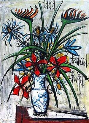 le grand bouquet by bernard buffet