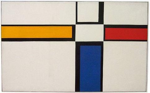 diagonal passage with horizontal by leon polk smith