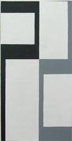 opposite angles black - grey by leon polk smith