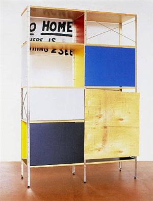 now ive got worry (storage unit) by martin boyce
