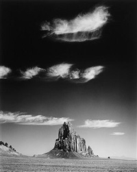 shiprock, new mexico by jody forster