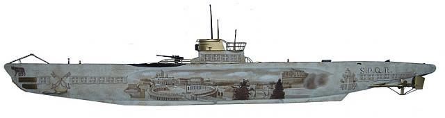 vatican navy (ausschnitt) by antonio riello