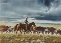 the fall roundup by walter hook