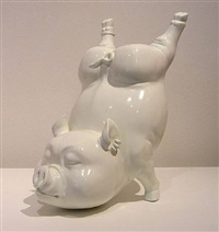 piglet 1 by chen wenling