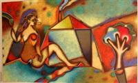 la mujer, la casa y el arbol by saul kaminer