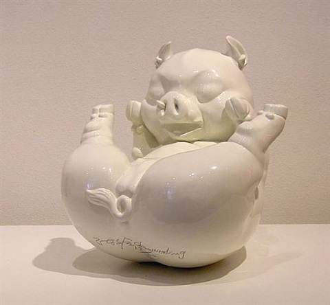 piglet 3 by chen wenling