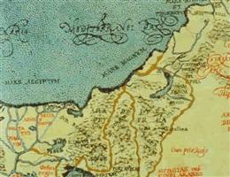 knowledge 31: the holy land, 1584 by joyce kozloff