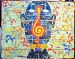hombre pentagramico by leonel maciel