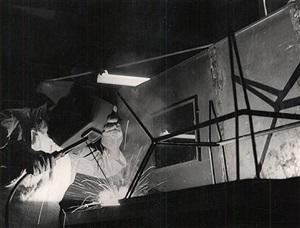 sin titulo - soldador/untitled - welder ( pp# ) by lola alvarez bravo