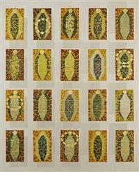 untitled (serie minerali gialli) by alberto di fabio