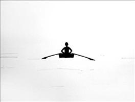 rowboat by alex katz