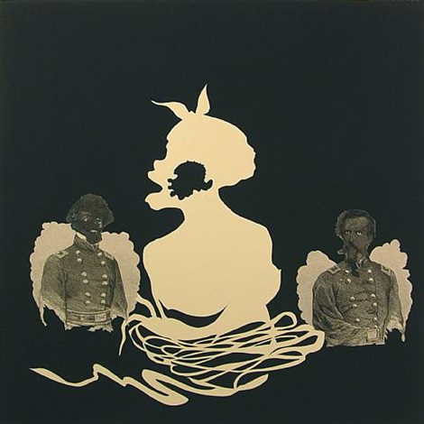 hysteria! savagery! passions! by kara walker