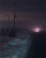 untitled, #2424-a by todd hido