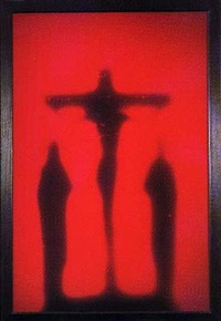 crucifiction by andres serrano