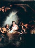l'adoration des bergers by jean françois de troy