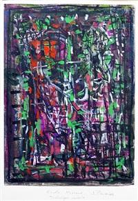 untitled (ecole moderne) by jean rené bazaine