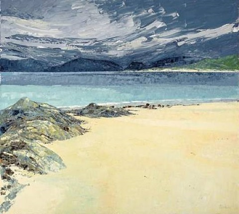 (01) taransay - harris by frances macdonald
