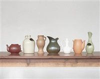 untitled (vases about language and redemption) by roy mcmakin