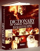 dictionary of animal painters, 552 pp (available in french, english, dutch)
