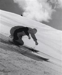 skier by pierre boucher
