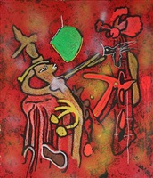 the eld of the world by roberto matta