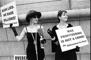 anti-iraq war series, washington, d.c. by leroy henderson
