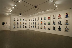 installation view by kwangho lee