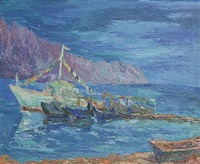 eilat observation boat by chaïm goldberg