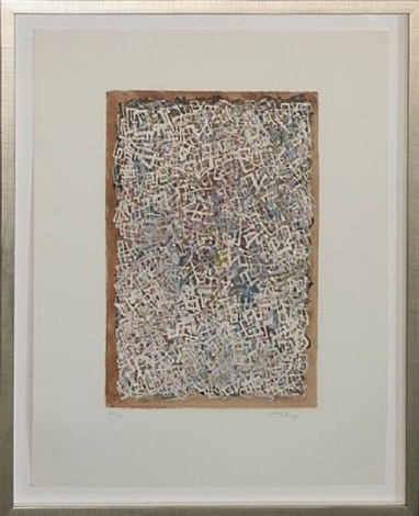 confusion by mark tobey