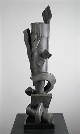 bronze 48 h by albert paley