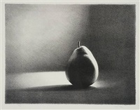 pear print #3 by martha alf