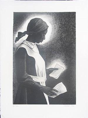 celie by elizabeth catlett