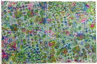 fog in the hollow (printed by bill weegee) by sam gilliam